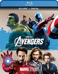 Marvel's The Avengers On Blu-Ray With Robert Downey - EE743154