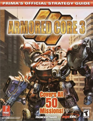 Armored Core 3 Prima's Official Strategy Guide - EE743167