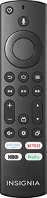 Replacement TV Remote For Insignia Or Toshiba Fire TV Edition - EE743170