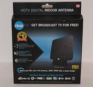 Cleartv X-72 HDTV Digital Indoor Antenna Black - EE743171