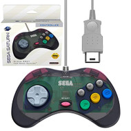 Retro-Bit Official Sega Saturn Controller Pad For Sega Saturn Original - EE743208
