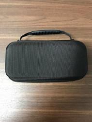 Nintendo Switch Lite Deluxe Padded Nylon Hard Shell Case Holds 20 Game - EE743236