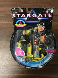Stargate Colonel Oneil Team Leader Action Figure Toy - EE743241
