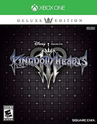 Kingdom Hearts III Deluxe Edition For Xbox One - EE743249