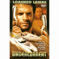 Undercurrent On DVD With Lorenzo Lamas Mystery Movie - EE743304