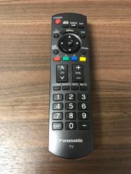 Panasonic TV Wireless Black Replacement Remote Model YS0805107 - EE743316