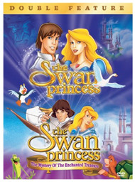 The Swan Princess / The Swan Princess III The Mystery Of The Enchanted - EE743329
