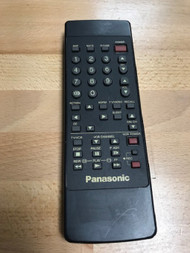 Panasonic Replacement Infrared Black Remote Model EUR50727 - EE743365