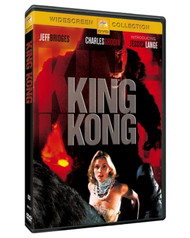 King Kong On DVD With Jeff Bridges Movie - EE743386