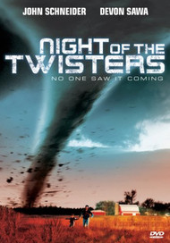 Night Of The Twisters On DVD With Devon Sawa Movie - EE743439