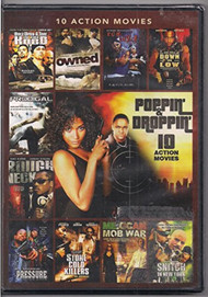 Maverick Entertainment 10 Down And Low Action Movies On DVD - EE743450