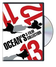 Ocean's Eleven 2001 Twelve And Thirteen Collection 3FE DVD Franchise - EE743497