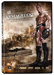 WWE Armageddon 2007 On DVD With Randy Orton - EE743512