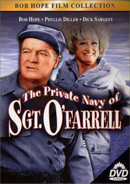 The Private Navy Of Sgt O'farrell On DVD With Bob Hope Comedy Movie - EE743516