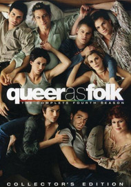 Queer As Folk The Complete Fourth Season Showtime On DVD With Gale - EE743520