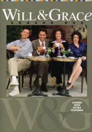 Will And Grace Season One On DVD With Eric Mccormack - EE743519