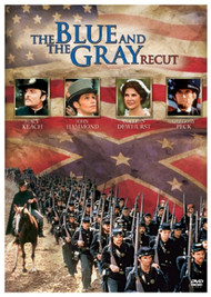 The Blue And The Gray Recut On DVD With Stacy Keach Grey TV Shows - EE743527