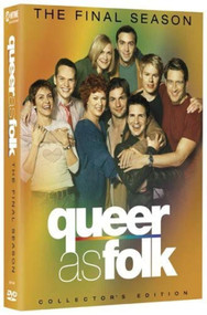 Queer As Folk The Final Season Edition On DVD With Gale Harold Drama - EE743529