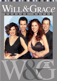Will And Grace: Season 7 On DVD With Eric Mccormack - EE743532