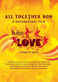 The Beatles All Together Now On DVD Romance Movie - EE743540