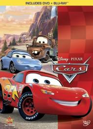 Cars In Packaging With Owen Wilson On Blu-Ray Disney Movie - EE743541