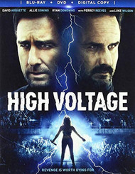 High Voltage On Blu-Ray With David Arquette Mystery Movie - EE743545
