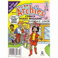 The New Archies Comics Digest Magazine #10 Comic Book - D568757