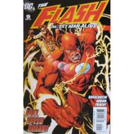Flash: The Fastest Man Alive #9 April 2007 Volume 1 Comic Book - D606071