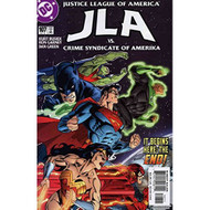 Jla #107 Vf/nm DC Comic Book Superhero - D606081