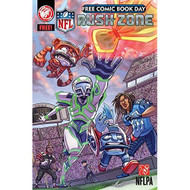 NFL Rush Zone: Fcbd NFL Rush Zone: Season Of The Guardians Comic Book - D606088