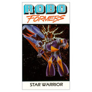 Robo Formers: Star Warrior On VHS - D609986