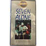 Seven Alone On VHS With Dewey Martin 7 - D610053