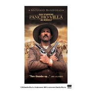 And Starring Pancho Villa As Himself On VHS With Antonio Banderas - D610054