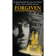 "Forgiven: The Charles Tex"" Watson Story On VHS With Melanie Van Betten - D610105"