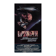 Starflight One On VHS With Lee Majors Comedy - D617260