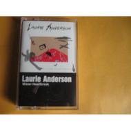 Mister Heartbreak By Laurie Anderson On Audio Cassette - D617274