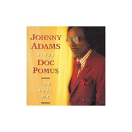 Johnny Adams Sings Doc Pomus By Johnny Adams On Audio Cassette - D617278
