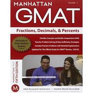 Fractions Decimals & Percents GMAT Strategy Guide Manhattan GMATal - D620261