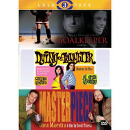 Lola 3 Pack: Goalkeeper/Dying Of Laughter/Masterpiece On DVD Comedy - D629324