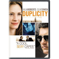 Duplicity On DVD with Julia Roberts Mystery - D630650