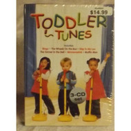 Toddler Tunes By Various On Audio CD Album - D631353