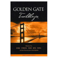 Golden Gate Trailblazer: Where To Hike Stroll Bike Jog Roll In San - D633343