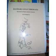 Hauraki Gulf Tideways Elements Of Their Natural Sciences By Harris - D633368