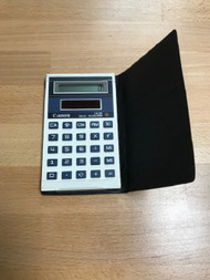 Canon LS-31 Solar Calculator With Case - EE743596