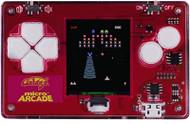 Micro Arcade Galaga Red Handheld DCK680 - EE743599