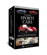 Classic Sports Cars 4 And Memorabilia Collection On DVD With Not - EE743607