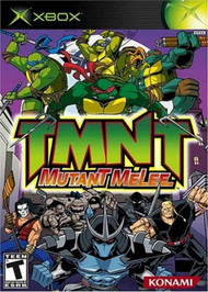 Teenage Mutant Ninja Turtles Mutant Melee For Xbox Original - EE743606