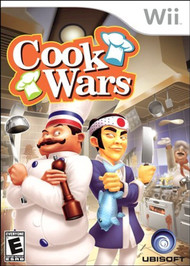 Cook Wars For Wii - EE743610
