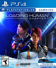 Loading Human PlayStation VR For PlayStation 4 PS4 PS5 - EE743616