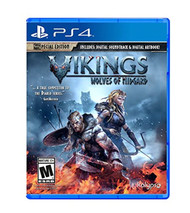 Vikings Wolves Of Midgard For PlayStation 4 PS4 PS5 RPG - EE743619